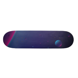 Meanwhile in a parallel universe skateboard decks