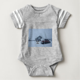 Meanwhile in Canada... Baby Bodysuit