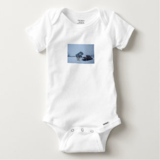 Meanwhile in Canada... Baby Onesie