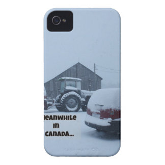 Meanwhile in Canada... iPhone 4 Case-Mate Case