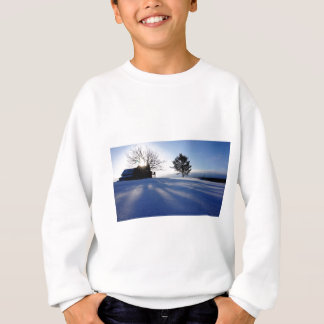 Meanwhile in Canada, midwinter morning Sweatshirt