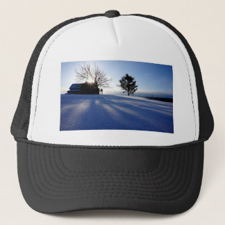 Meanwhile in Canada, midwinter morning Trucker Hat
