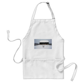 Meanwhile in Canada... Standard Apron