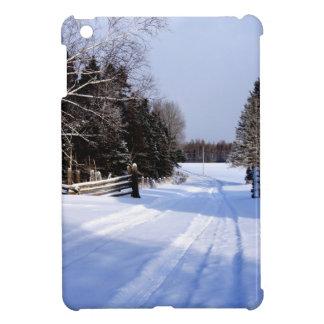 Meanwhile in Canada, Winter! iPad Mini Case