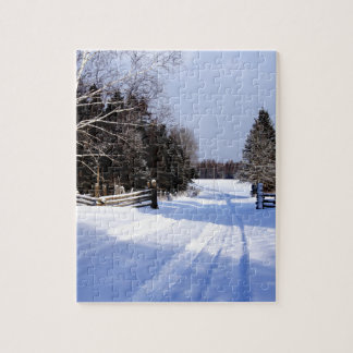 Meanwhile in Canada, Winter! Jigsaw Puzzle