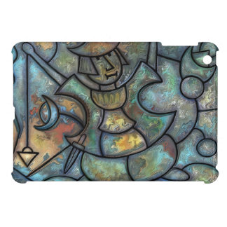 Measure territory by rafi talby iPad mini case