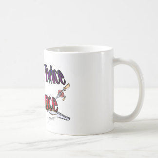 measure twice mug
