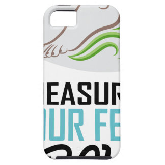 Measure Your Feet Day - Appreciation Day iPhone 5 Cover
