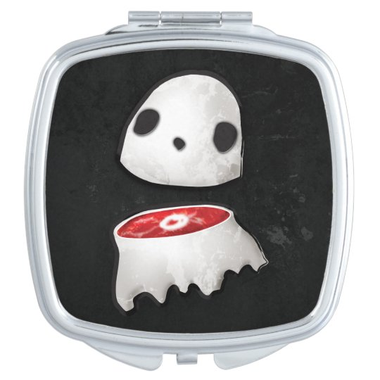 Meat Ghost Mirror Makeup Mirror