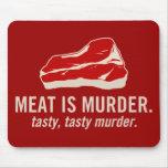 Meat is Murder, Tasty Murder Mousepad
