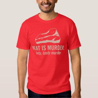 Meat is Murder, Tasty Murder Shirts