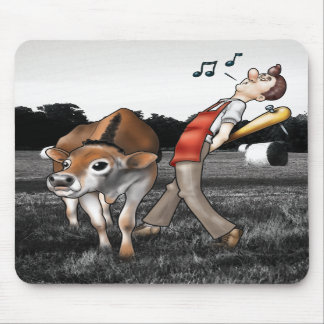 MEAT! Mousepad - fine art print