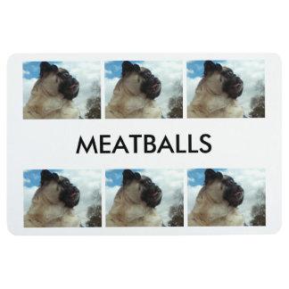 Meatballs Floor Mat