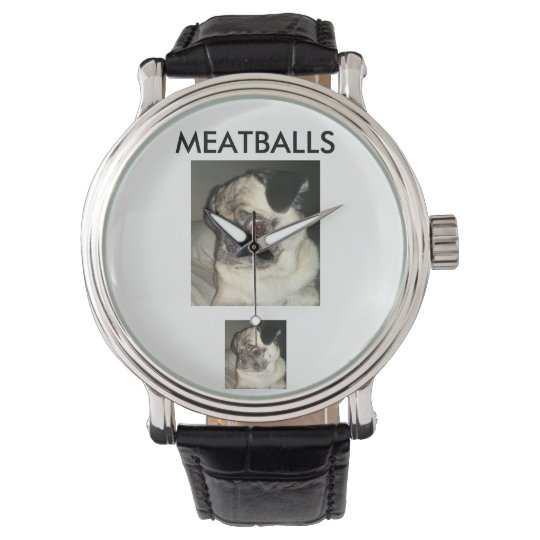 MEATBALLS MENS WATCH