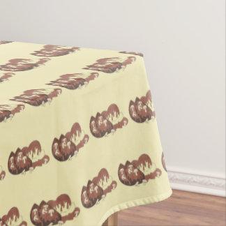 Meatloaf Meat Loaf Potatoes Mushroom Gravy Foodie Tablecloth