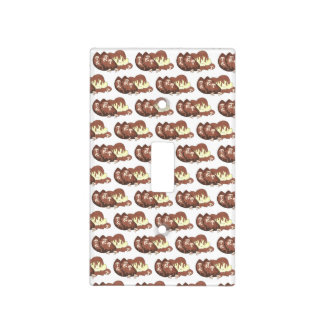 Meatloaf Meat Loaf Potatoes Mushroom Gravy Kitchen Light Switch Cover