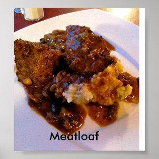 Meatloaf Poster