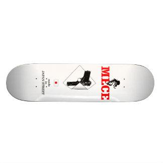 mece Soul Gun Skate Board Decks