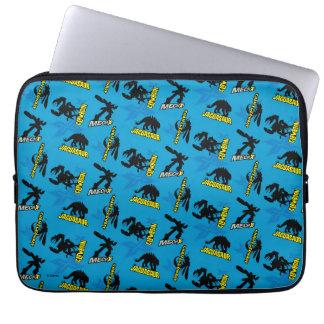 MECH-X4 Blue Pattern Laptop Sleeve