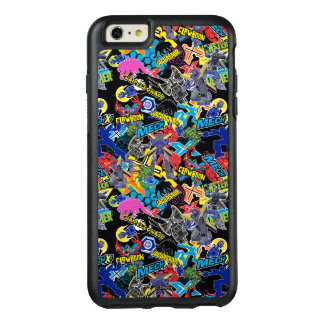 MECH-X4 Character Pattern OtterBox iPhone 6/6s Plus Case