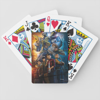 MECH-X4 Co-pilots Bicycle Playing Cards