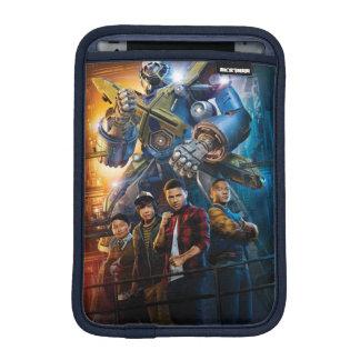MECH-X4 Co-pilots iPad Mini Sleeves