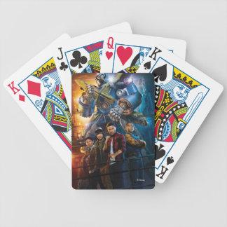 MECH-X4 Co-pilots Poker Deck