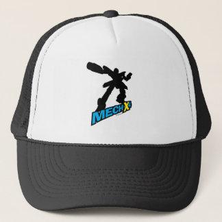 Mech X4 Silhouette Trucker Hat