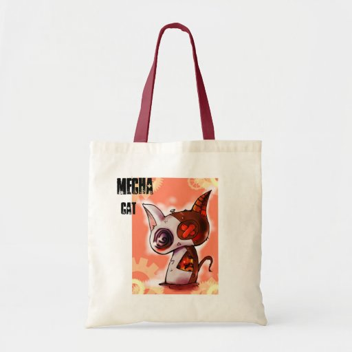 Mecha-Cat Bag