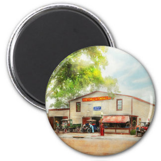 Mechanic - All cars finely tuned 1920 2 Inch Round Magnet