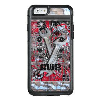 Mechanic Cool Wrench Unique Monogram OtterBox iPhone 6/6s Case