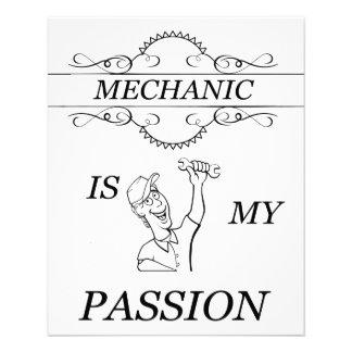 Mechanic Flyer