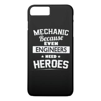 MECHANIC iPhone 7 PLUS CASE