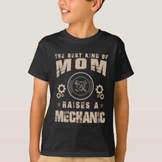 Mechanic mom T-Shirt