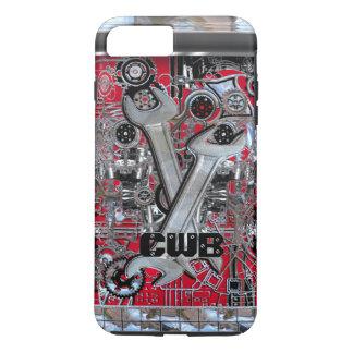 Mechanic Plus iPhone 7 Plus Case