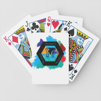 mechanic poker deck