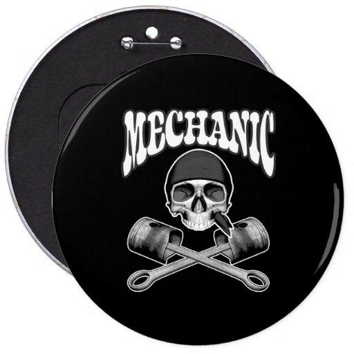 Mechanic Skull Pistons Pins