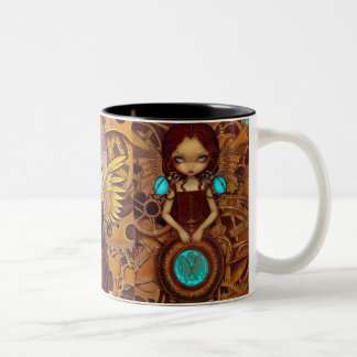 """Mechanical Angel"" Mug"