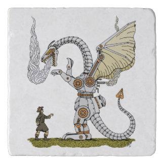 Mechanical Dragon Trivet