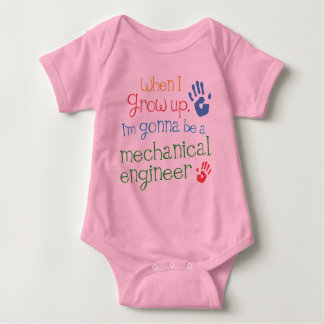 Mechanical Engineer (Future) Infant Baby T-Shirt