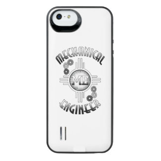 Mechanical Engineer Gears iPhone SE/5/5s Battery Case