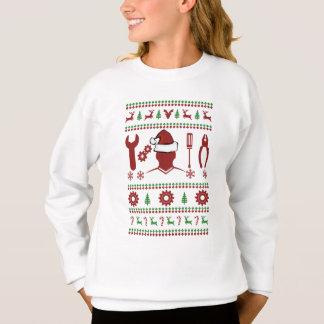 Mechanical Engineer Ugly Christmas Sweater