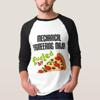 Mechanical Engineering Major T-Shirt