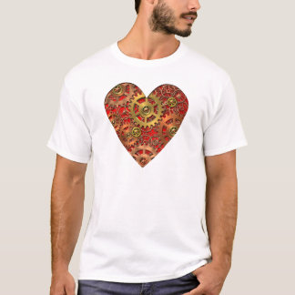 mechanical heart T-Shirt