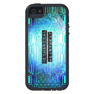Mechanical Heartbeat Case Simple iPhone 5 Covers