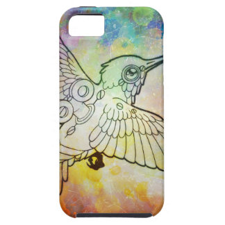 Mechanical Hummingbird iPhone 5 Case