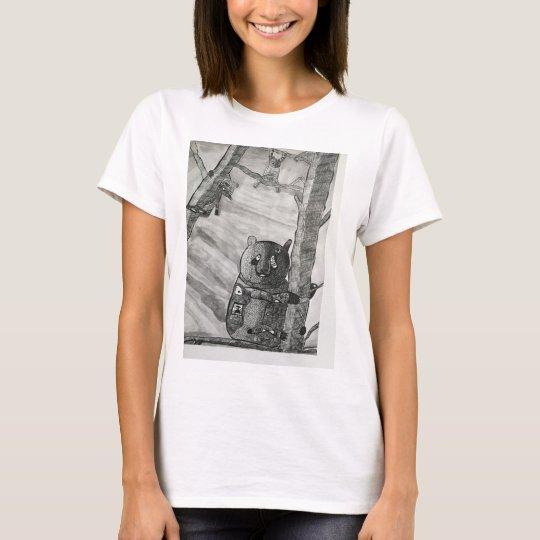 Mechanical Panda T-Shirt