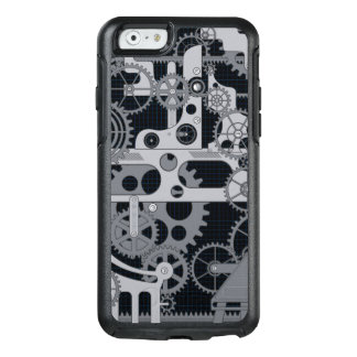 Mechanical Phone Punk Gears OtterBox iPhone 6/6s Case