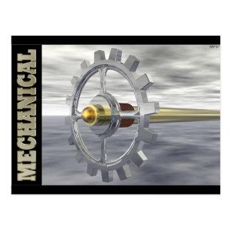 Mechanical Postcards