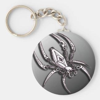 Mechanical Spider Keychain